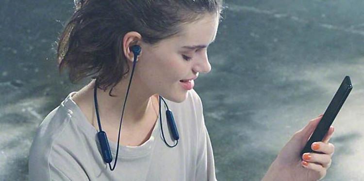 Tai nghe không dây Sony WI-XB400