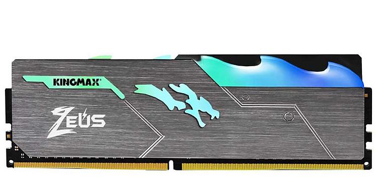 Bộ nhớ DDR4 Kingmax 8GB (3200) ZEUS Dragon RGBa