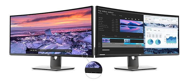 Màn hình Dell U3419W: Hiệu suất màn hình tỏa sáng