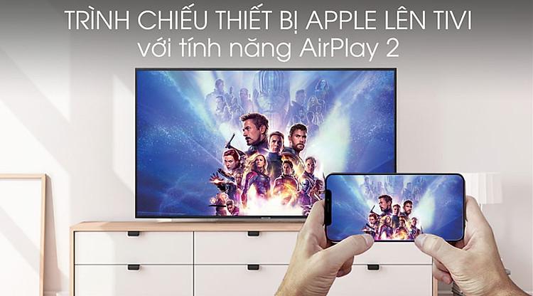 Smart Tivi Samsung 4K 70 inch UA70RU7200 - AirPlay 2