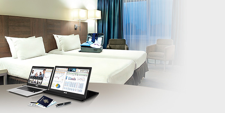MB168B+ / MB168B+ Portable USB-powered Monitor
