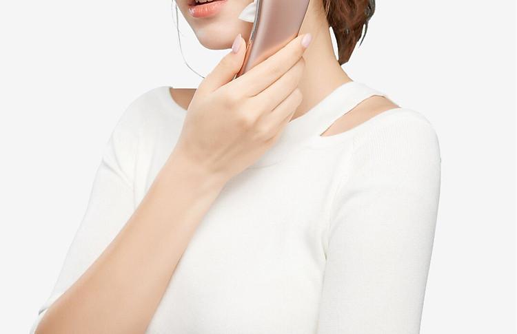 XIAOMI YOUPIN WéllSkins Electric Facial Cleanser Làm sạch lỗ chân lông Máy massage làm đẹp da Spa Dụng cụ chăm sóc sắc đẹp 3