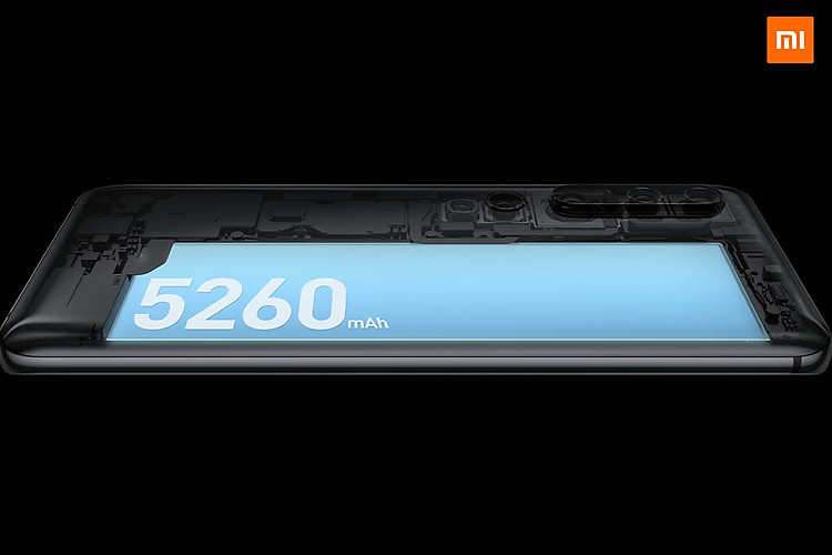 Mi Note 10 Pro với 5 camera ở mặt sau, camera chính lên đên 108MP