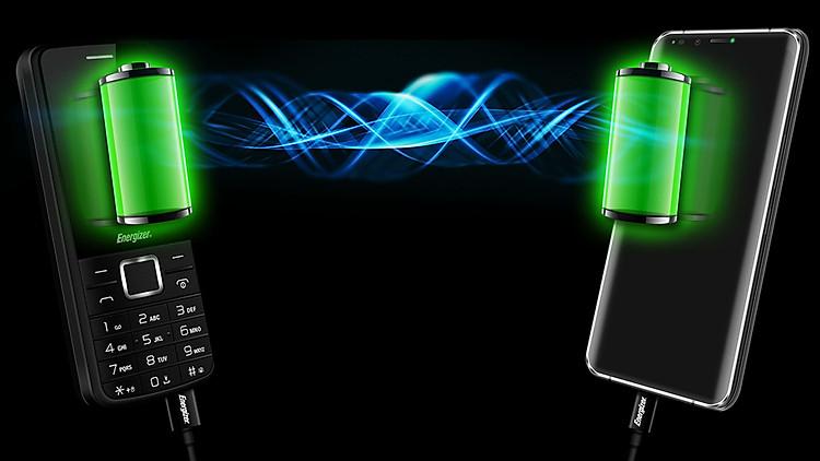 sạc ngược Energizer P20