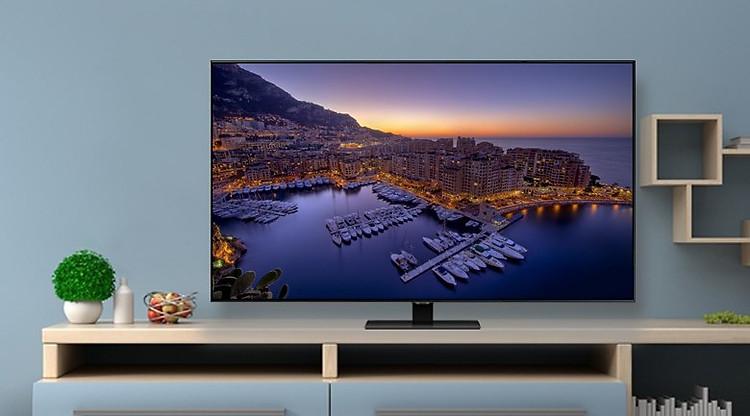 Thiết kế-Smart Tivi QLED Samsung 4K 85 inch QA85Q80T