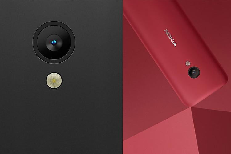 Camera VGA và đèn Flash - Nokia 150 (2020)
