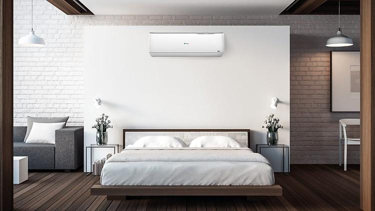 Máy lạnh - điều hòa Casper 1 HP EH-09TL22 (2 chiều) thiết kế sang trọng phù hợp với mọi không gian sử dụng