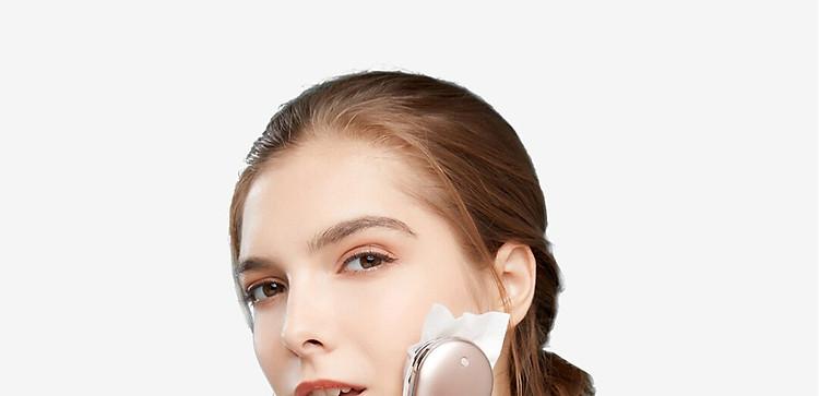 XIAOMI YOUPIN WéllSkins Electric Facial Cleanser Làm sạch lỗ chân lông Máy massage làm đẹp da Spa Dụng cụ chăm sóc sắc đẹp 2