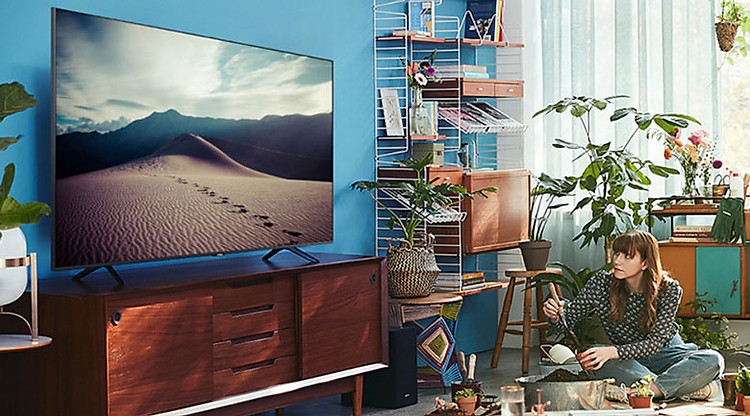 Smart Tivi Samsung 4K 55 inch UA55TU7000-thiet ke