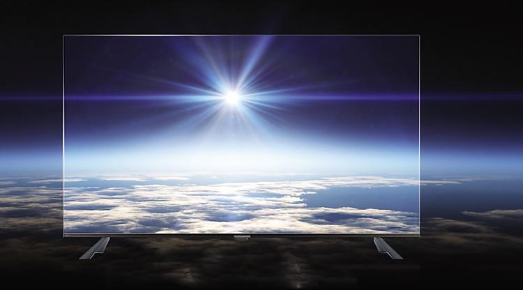 Tấm nền IPS - Android Tivi Casper 55 inch 55UG6000 Tổng quan