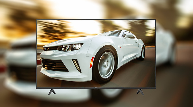 Công nghệ Auto Motion Plus - Android Tivi TCL 4K 50 inch 50P615