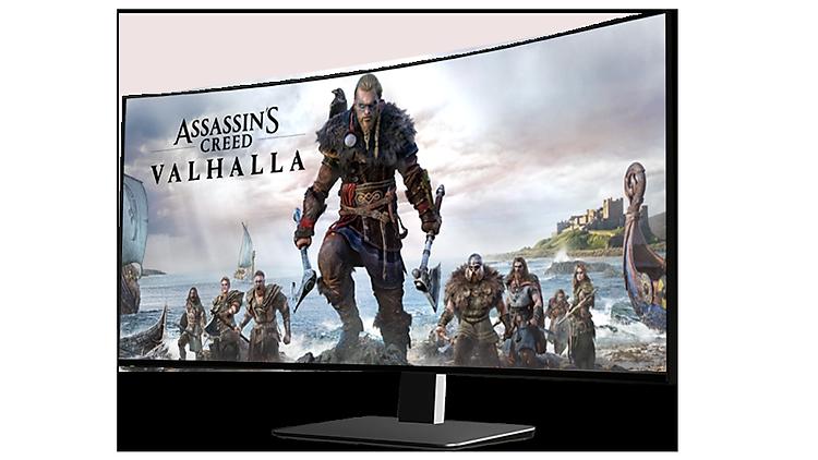 Máy tính để bàn của Assassin's Creed Valhalla Keyart