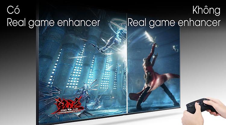 Smart Tivi Samsung 4K 55 inch UA55TU8500 - Real Game Enhancer