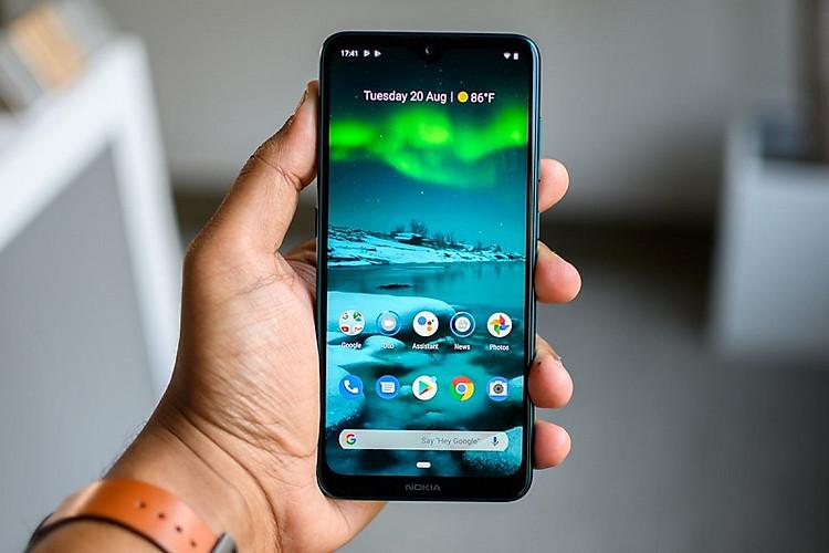 Điện thoại Nokia 7.2 | Cấu hình