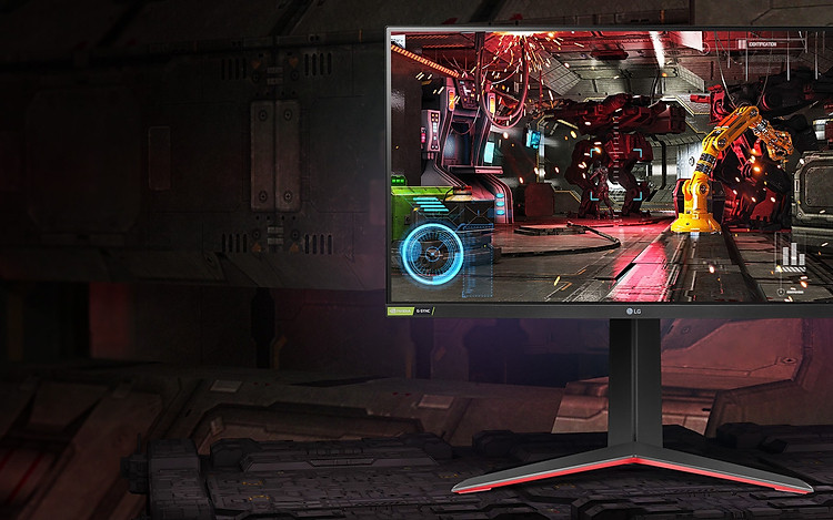 Màn hình chơi game tối ưu cho tốc độ và chất lượng hình ảnh