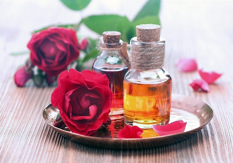 Tinh dầu hoa Hồng 100ml Mộc Mây - tinh dầu thiên nhiên nguyên chất 100% - chất lượng và mùi hương vượt trội 9