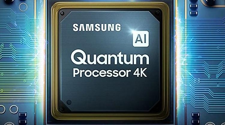 Quantum Processor 4K-Smart Tivi QLED Samsung 4K 85 inch QA85Q80T