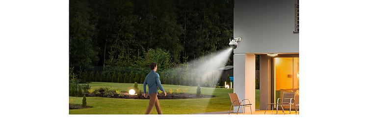 Camera IP Wifi PTZ EZVIZ C8C FHD 1080P - Xoay 355 độ, tích hợp AI nhận diện con người - ban đêm có màu - hổ trợ thẻ nhớ lên đến 256G - hàng nhập khẩu 7
