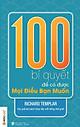 100 Bí Quyết Để Có Được Mọi Điều Bạn Muốn
