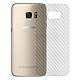 Miếng Dán Mặt Sau Vân Carbon Cho Điện Thoại Samsung Galaxy S7 (Trong Suốt)