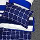 Bộ Ga Cotton Sợi Bông Hàn Quốc Julia 240BK16-1m6 x 2m