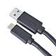 Dây Cáp USB Type C 3.0 Energizer C11C3AMGBK4 (1m) - Hàng Chính Hãng