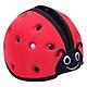 Mũ Bảo Vệ Đầu Cho Bé Mumguard Hình Bọ Cánh Cam - Đỏ