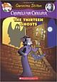 Creepella Von Cacklefur #1: The Thirteen Ghosts - Paperback