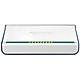 Bộ Chia Mạng Switch 8 cổng 10/100Mbps Tenda S108 - Hàng Chính Hãng