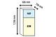 Tủ Lạnh Inverter Mitsubishi MR-F42EH-BRW (346L) - Hàng chính hãng
