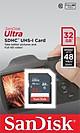Thẻ Nhớ SD SanDisk Ultra Class 10 32GB - 48MB/s - Hàng Chính Hãng