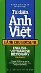Từ Điển Anh Việt Dành Cho Học Sinh