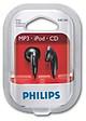 Tai nghe Philips SHE1350 Nhét Tai - Hàng Chính Hãng