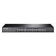 TP-Link  TL-SL5428E - Managed Switch JetStream 24 + 4G Gigabit-Uplink - Hàng Chính Hãng