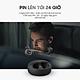 Tai Nghe True Wireless AUKEY EP-T10 Bluetooth 5.0 Hỗ Trợ Sạc Không Dây Chuẩn Chống Nước IPX5 - Hàng Chính Hãng