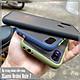Ốp lưng cho Xiaomi Redmi Note 7 trong nhám viền màu