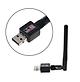 USB Thu Wifi 150Mbps Chuẩn 802.11n Cho Máy Tính Có Anten - Hàng Chính Hãng