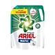 Combo Nước Giặt Ariel Đậm Đặc Dạng Túi 2.4kg  + Nước Xả Vải Downy Nắng Mai Dạng Túi 2.4L