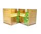 Thực phẩm bảo vệ sức khỏe VIÊN HOA THẢO MỘC LEE DETOX (30 viên) - Hổ trợ giảm cân - Tặng kèm thước dây CLD