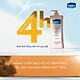 Sữa Dưỡng Thể Trắng Da Chống Nắng Và Ô Nhiễm Môi Trường Vaseline SPF 24 PA ++ (400ml)