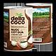 Nước cốt dừa Delta Coco 400ml- sản xuất từ 100% dừa Bến Tre - nước cốt dừa đóng lon nắp bật tiện lợi - vị tươi, thơm ngon đặc trưng của dừa Bến Tre - không sử dụng phụ gia chất cấm