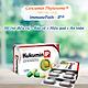 Thực phẩm bảo vệ sức khỏe KUKUMIN IP (Chứa Curcumin Phytosome từ Italia) - cho người trào ngược và viêm loét dạ dày (20 viên)