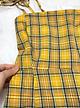 (Ảnh thật) Váy kẻ caro 2 dây vải mềm co dãn nhiều màu