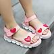 Sandal bé gái phong cách Hàn Quốc D03