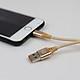Dây sạc nhanh iphone cổng lightning dài 3 mét BYZ BC-090i (Giao màu ngẫu nhiên) - Hàng nhập khẩu