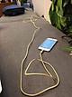 Cáp Sạc cho Iphone 3 mét Dây dù, sạc nhanh, chống rối chống đứt (Giao màu ngẫu nhiên)