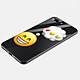 Ốp kính cường lực cho điện thoại iPhone 7 Plus / 8 Plus - emoji kute MS EMJKT043