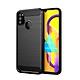 Ốp Lưng Dẻo Dành cho Samsung Galaxy M21 Vân Xước- Handtown- Hàng Chính Hãng