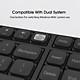Bộ Bàn Phím Và Chuột Không Dây Chống Trượt Cho Máy Tính Xách Tay Windows Mac (2.4GHz)