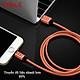 Cáp sạc nhanh iWalk MFI 2.4A CST016i Lightning cho iPhone 5, 6, 6S,.../iPad - Hàng chính hãng